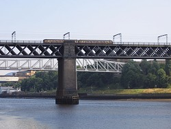 King Edward VII Rail Bridge